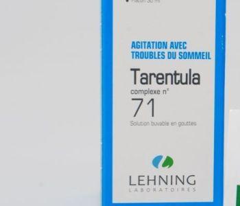 TARENTULA N° 71