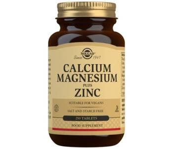 Calcio Magnesio con Zinc